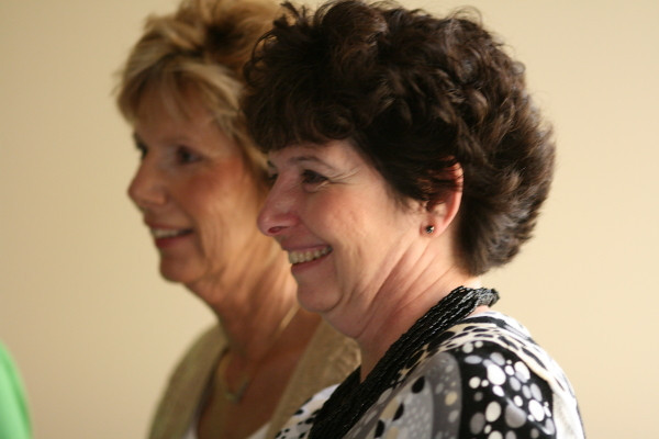 Debbie and Kay