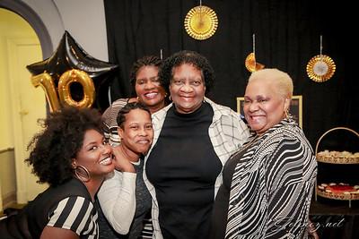 Wilma 70th Suprise Birthday Celebration Jan 7 2017