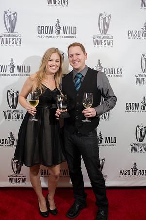 Wine Enthusiast Wine Star Awards