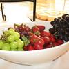 Fresh Fruit Assortment, courtesy of our friendly neighborhood farmer's market