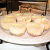 Cheesecake cups...I was thinking about making one big one, but I figure these would be easier to eat!