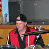 Scott on the drums ( 2010 )