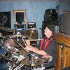 Scott beatin' on the drums ( 2010 )
