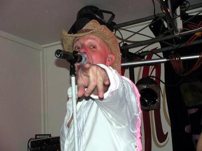 Jimmy at the Iron Wheel Pub