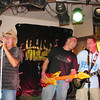 A guest guitar player performs with Blind Alley in Wapello ( 2010 )