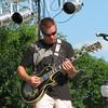 Todd playing at the Headbangers Ball ( 2010 )