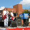 Blind Alley performs at the Headbangers Ball downtown Muscatine ( 2010 )