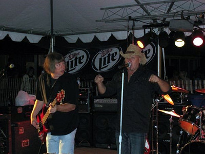 Mike and Jimmy at Founders Days ( 2009 )