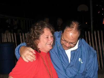 Fran and Steve at Founders Days ( 2009 )