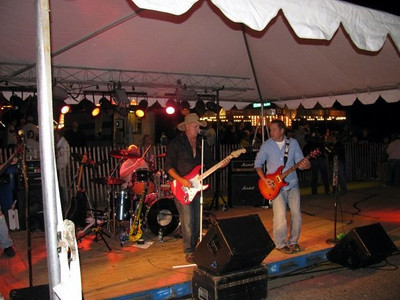 Blind Alley plays Wilton Founders Days ( 2009 )