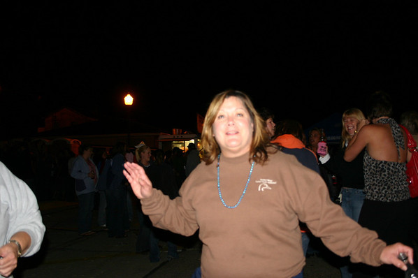 Tammy at Founders Days ( 2009 )