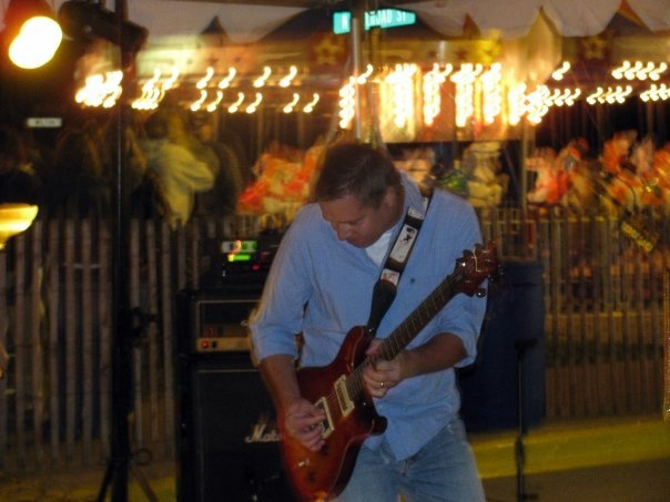 Todd plays at Founders Days ( 2009 )