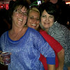Lori, Nancy and Kim at the bowling alley ( 2013 )
