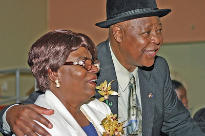 Wright's 50th Wedding Anniversary