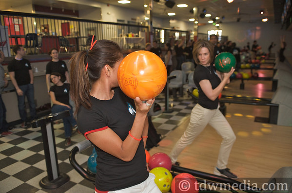 Yammer Bowling Party 5-10-12