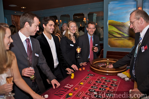 Yammer Holiday Party at Le Club 12-11-10