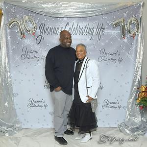 Yvonne's 70th B-Day Celebration