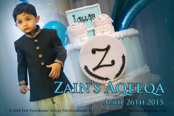 Zain's Aqeeqa