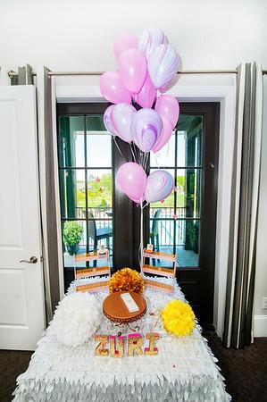 Zuri's 3rd Birthday Celebration 4-28-18 by Jon Strayhorn