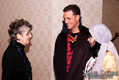 Goodwill's 2010 Ghoulwill Ball at the Eastland