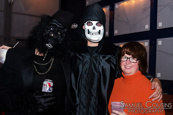 Goodwill's 2012 GhoulWill Ball at Port City Music Hall