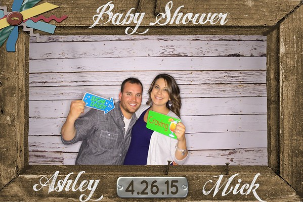 Ashley & Mick Baby Shower