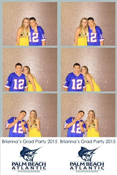 Brianna's Grad Party 2015