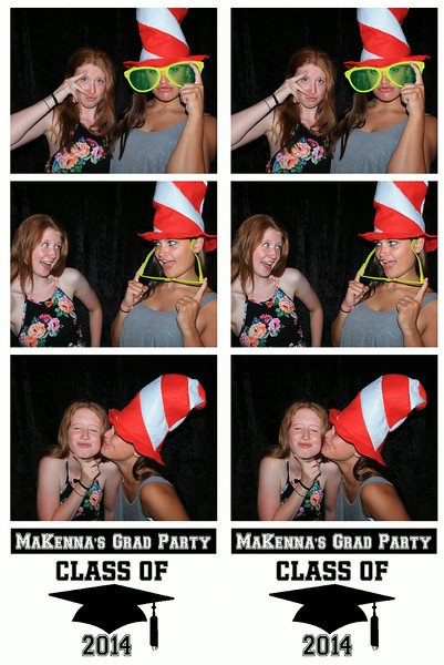 "MaKenna's ""Grad Party"""