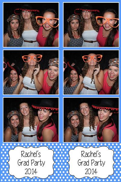 """Rachel's """"Grad Party 2014"""""""