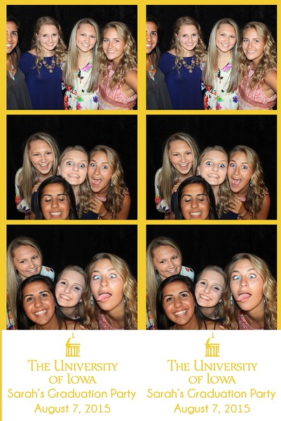 Sarah's Graduation Party