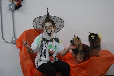 2014 Halloween Party