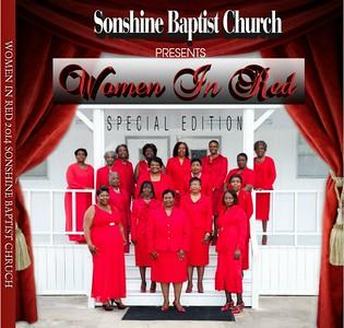 Women In Red 2014