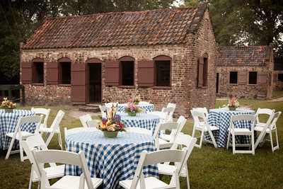 Lowcountry Evening at Boone Hall