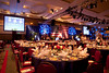 Awesome lighting was designed by our friends at PDA Lighting and Sound.
