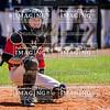Gilbert B-Team Baseball vs White Knoll-13