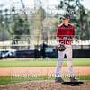 Gilbert B-Team Baseball vs White Knoll-18