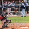 Gilbert B-Team Baseball vs White Knoll-2