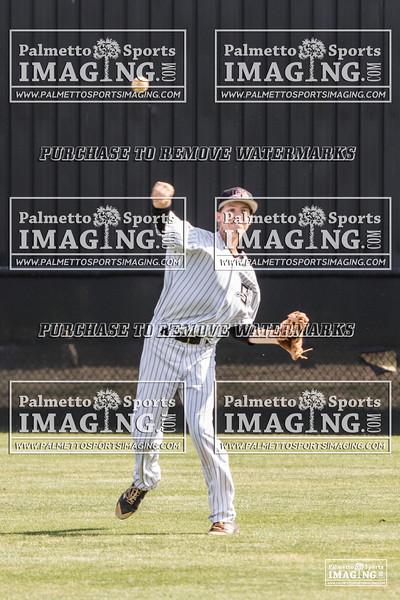 Gilbert Varsity Baseball vs Hanahan-1