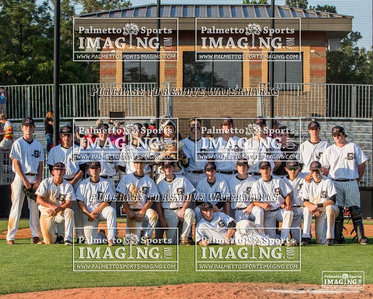 Gilbert Varsity Baseball vs Hanahan-317
