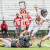 Gilbert Varsity Football 2018 Spring Game-14