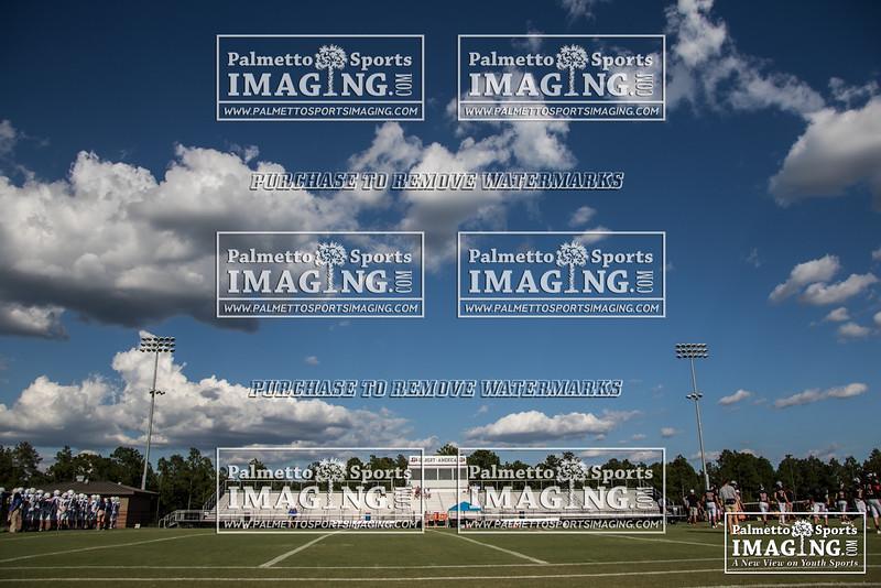 Gilbert JV Football vs Lexington