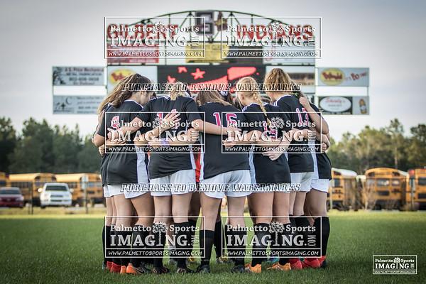 Gilbert Varsity Ladies Soccer vs Gray Collegiate