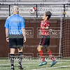 Gilbert Varsity Mens Soccer vs Ridge View at CCC-16