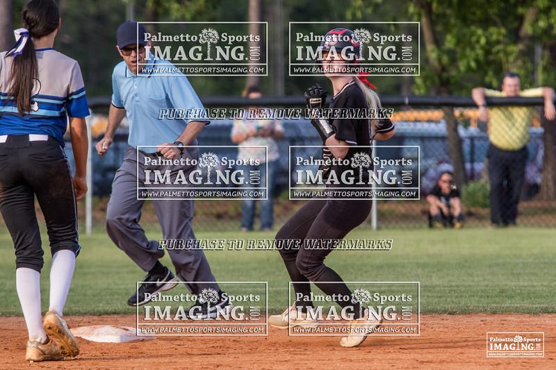 Gilbert Varsity Softball vs May River-165