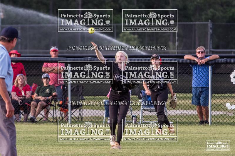 Gilbert Varsity Softball vs May River-158