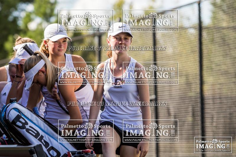 Gilbert Varsity Ladies Tennis vs Pelion-1