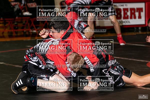 Gilbert Wrestling vs WKHS-SAHS
