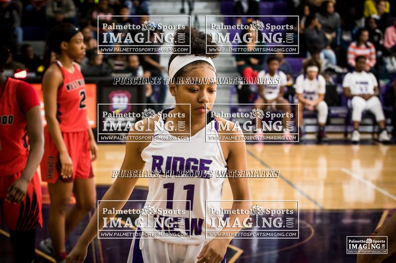 Ridge View Varsity Ladies vs Westwood-30