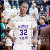 Ridge View Varsity Men vs Westwood-68-12