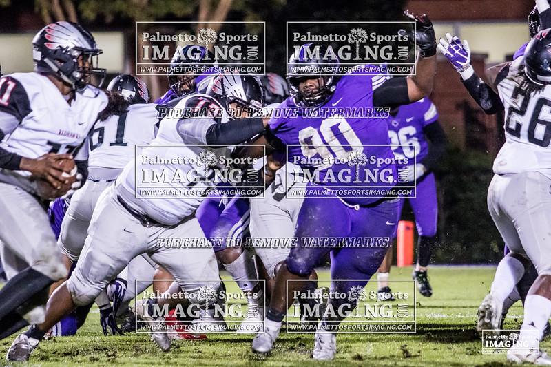 Ridge View Varsity Football vs Westwood Playoff-67